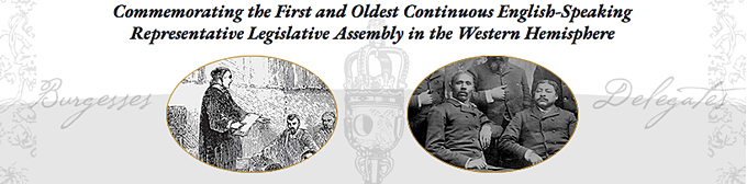 header image of past House of Delegates Members